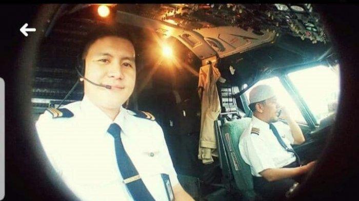 Viral, Dua Hari Sebelum Sriwijaya Air SJ 182 Jatuh, Captain Afwan Terekam CCTV di Bandara Padang