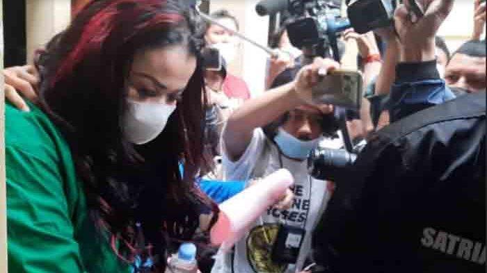 Jennifer Jill Mengaku 4 Tahun Simpan Sabu-sabu di Lemari, Ini Ancaman Hukumannya