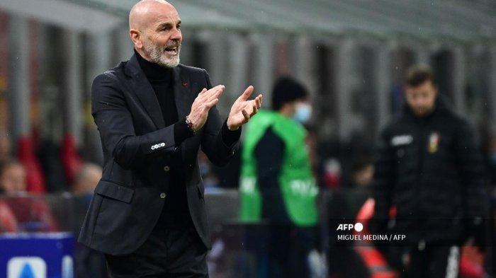 Live Streaming Spezia vs AC Milan Liga Italia di RCTI, soal Scudetto, Pioli: Tunggu Bulan Mei