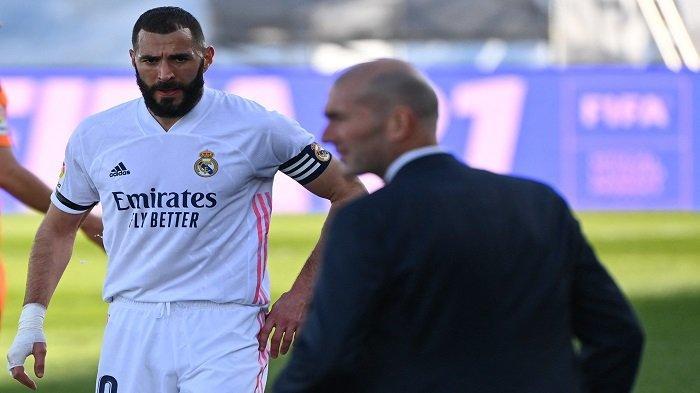 Hasil Liga Spanyol, Benzema Tampil Meledak, Zidane Beri Sindiran Pedas ke Timnas Prancis