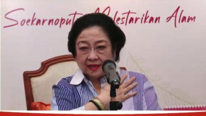 Megawati Sebut Risma Lebih Kurus sejak Jabat Mensos dan Pernah Curhat sambil Nangis: Makan Hati Dia