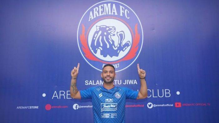 Bruno Smith dan Caio Ruan Diharapkan Ruddy Widodo Tetap Bersama Arema FC