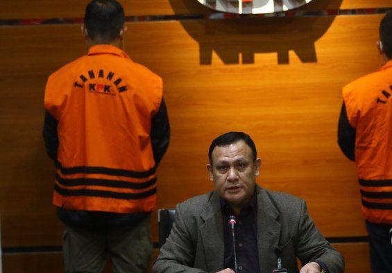 KPK Periksa Staf PT Tigapilar Agro Utama Dalam Kasus Suap Bansos Covid-19