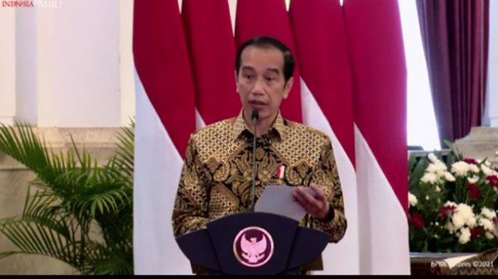 Presiden Jokowi Diminta Lanjutkan Bantuan Subsidi Upah untuk Jaga Daya Beli Pekerja